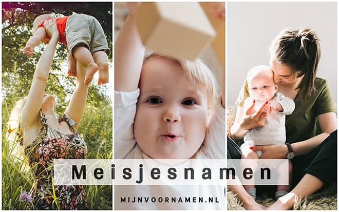 Meisjesnamen - Babynamen