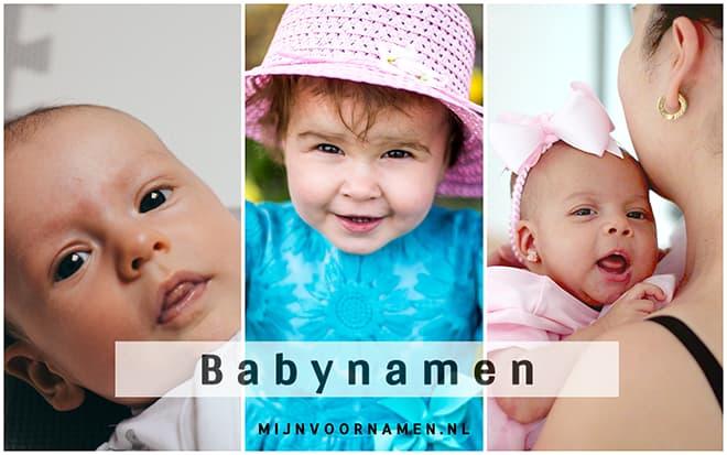 Babynamen - Jongensnamen - Meisjesnamen